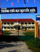 Đất nước ta cuối đời Trần.