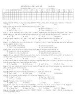 Kiểm tra 45'''' 12CB Fe-Cr-Cu
