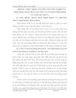 THỰC TRẠNG TỔ CHỨC KẾ TOÁN NGHIỆP VỤ NHẬP KHẨU HÀNG HOÁ TẠI CÔNG TY CỔ PHẦN THÉP HÌNH VÀ TẤM LỢP VIỆT Á