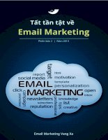 Tan tat tan ve email marketing 2 0