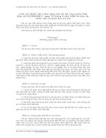 Luật bảo vệ chăm sóc giáo dục trẻ em năm 2004