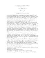 Sherlock Holmes - Chiếc Nhẫn tình cờ