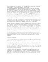 Hình ảnh dòng sông VN qua 2 bài :''''Ai đã đặt tên cho dòng sông ( Hoàng Phủ Ngọc Tường) và ''''Người lái đò sông Đà''''( Nguyễn Tuân)