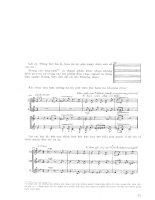 Lý thuyết âm nhạc cơ bản part 2