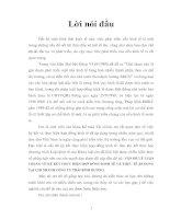 VẤN ĐỀ LÝ LUẬN CHUNG VỀ KÝ KẾT THỰC HIỆN HỢP ĐỒNG KINH TẾ VÀ THỰC TẾ ÁP DỤNG TẠI CHI NHÁNH CÔNG TY THÁI BÌNH DƯƠNG