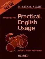 Swan - Practical English Usage 3e LQ