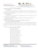 ĐỀ THI THỬ ĐẠI HỌC CAO ĐẲNG MÔN NGỮ VĂN ĐỀ SỐ 13