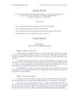 49/2005/NĐ-CP Xử phạt vi phạm hành chính trong lĩnh vực giáo duc
