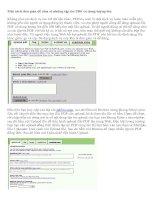 Một cách đơn giản để chia sẻ những tập tin PDF có dung lượng lớn