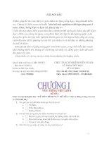 Bài tập trắc nghiệm Tiếng việt - Lớp 4