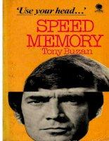 Speed memory memory