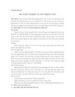Chương thứ sáu KẾ TOÁN NGHIỆP VỤ HUY ĐỘNG VỐN