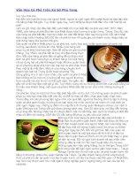 Văn hóa cà phê nhật bản