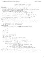 Lý thuyết và phương pháp giải toán hình học tọa độ oxyz lớp 12