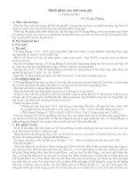 Hạnh phúc của một tang gia (Trích Số đỏ) - Vũ Trọng Phụng
