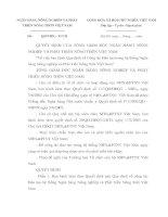 MỘT SỐ GIẢI PHÁP NHẰM TĂNG CƯỜNG CÔNG TÁC QUẢN LÝ NGÂN SÁCH XÃ TRÊN ĐỊA BÀN HUYỆN SÓC SƠN