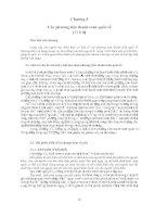 Chương 3 Các phương tiện thanh toán quốc tế