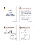 Chương 4b kỹ THUẬT NUÔI tôm CÀNG XANH (macrobracium rosenbergii)