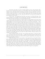 THỰC TRẠNG THU HÚT VỐN ĐẦU TƯ TRỰC TIẾP NƯỚC NGOÀI Ở VIỆT NAM