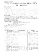 GIÁO ÁN 4 CỘT NHƯNG CÓ 2 TIẾT 40 VÀ 41 THÔI