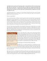 Một số thông tin về luật đền bù đất đai