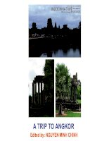 Album nền văn minh Angkor - Campuchia