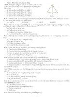 Tổng hợp các đề thi đề cương ôn tập VL8 phấn 5