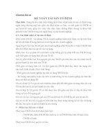 Chương thứ tư KẾ TOÁN TÀI SẢN CỐ ĐỊNH