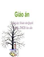 Bai thi GVG