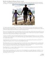 Bức thư xúc động của Obama viết cho 2 con gái.doc