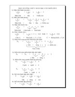 Các công thức toán tiểu học ( hot )