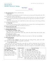 Giao an 12 moi hoc ki II (Tuan 21)