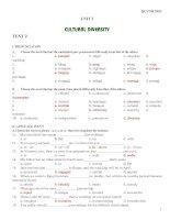 UNIT 2-TEST 2