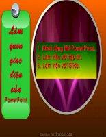Huong dan su dung Power Point p1