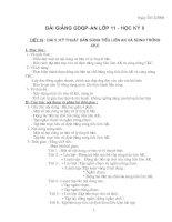 Bài giảng GDQP 11