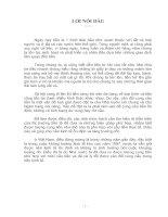 MỘT SỐ GIẢI PHÁP GÓP PHẦN GIẢI QUYẾT VẤN ĐỀ CÂN ĐỐI CUNG CẦU TIỀN TỆ Ở VIỆT NAM