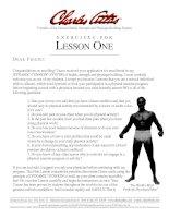 Bodybuilding Course - Charles Atlas