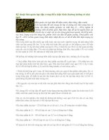 Kỹ thuật bảo quản hạt đậu trong điều kiện bình thường không có nhà lạnh