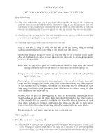 HỆ THỐNG CHUẨN MỰC KẾ TOÁN- CHUẨN MỰC SỐ 07 - KẾ TOÁN CÁC KHOẢN ĐẦU TƯ VÀO CÔNG TY LIÊN KẾT