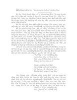 Phân tích bài thơ