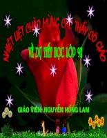 Tiết 128: Nghĩa tường minh và hàm ý. Nguyễn Hồng Lam