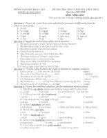 Practice Test 18