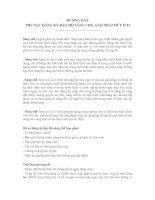 HƯỚNG DẪN THỦ TỤC ĐĂNG KÝ BẢO HỘ SÁNG CHẾ, GIẢI PHÁP HỮU ÍCH