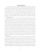 MỘT SỐ GIẢI PHÁP &  KIẾN NGHỊ HOÀN THIỆN QUY TRÌNH GIAO NHẬN HÀNG XUẤT KHẨU NGUYÊN CONTAINER BẰNG ĐƯỜNG BIỂN TẠI CÔNG TY TRÁCH NHIỆM HỮU HẠN ASIA TRANS LOGISTICS – ATL