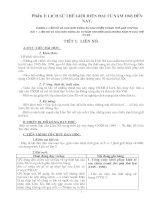 giáo án sử 9 kì 2 chuẩn