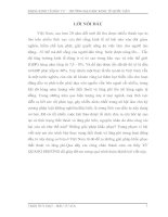 MỘT SỐ GIẢI PHÁP PHÒNG CHỐNG THẤT THOÁT VÀ LÃNG PHÍ VỐN TRONG ĐẦU TƯ XDCB47