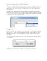 Tự động làm sạch các download cũ trên hệ thống