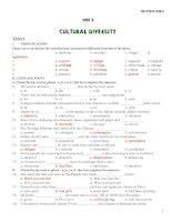 UNIT 2-TEST 1
