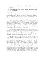 Tài liệu cơ bản về asean và quan hệ việt nam   asean