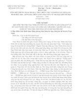 Báo cáo tổng kết Hội Khuyến học 07-08
